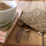 Crispy Flax Crackers