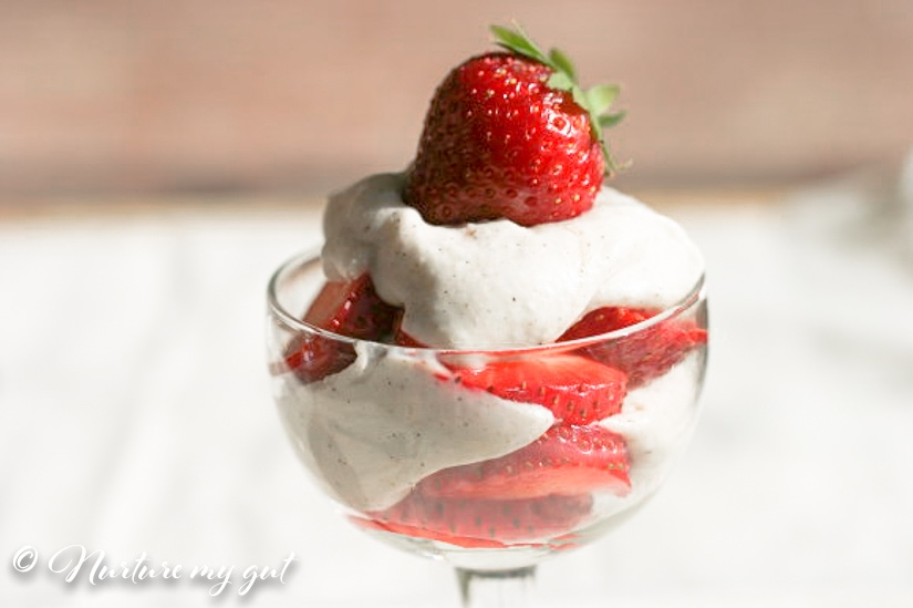 Coconut Kefir Pudding
