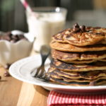 Gluten Free Chocolate Chip Pancakes (Grain-Free)