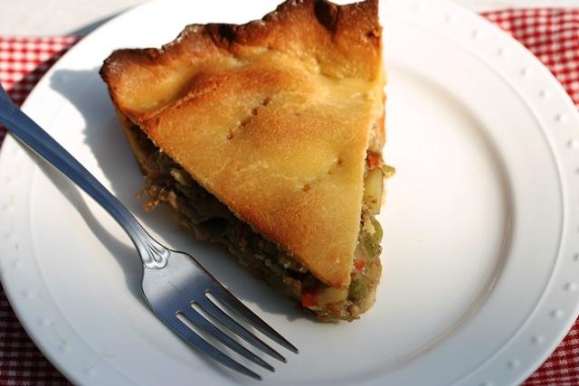 Paleo Pie Crust