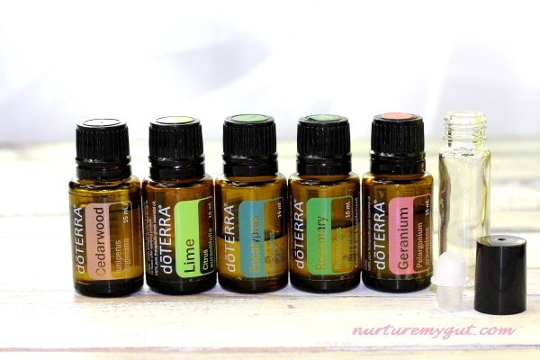 DIY Essential Oil Deordorant
