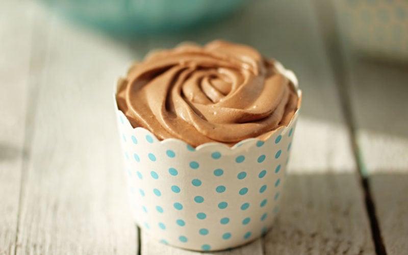Chocolate Coconut Whipped Cream