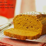 Gluten Free Pumpernickel Beer Bread