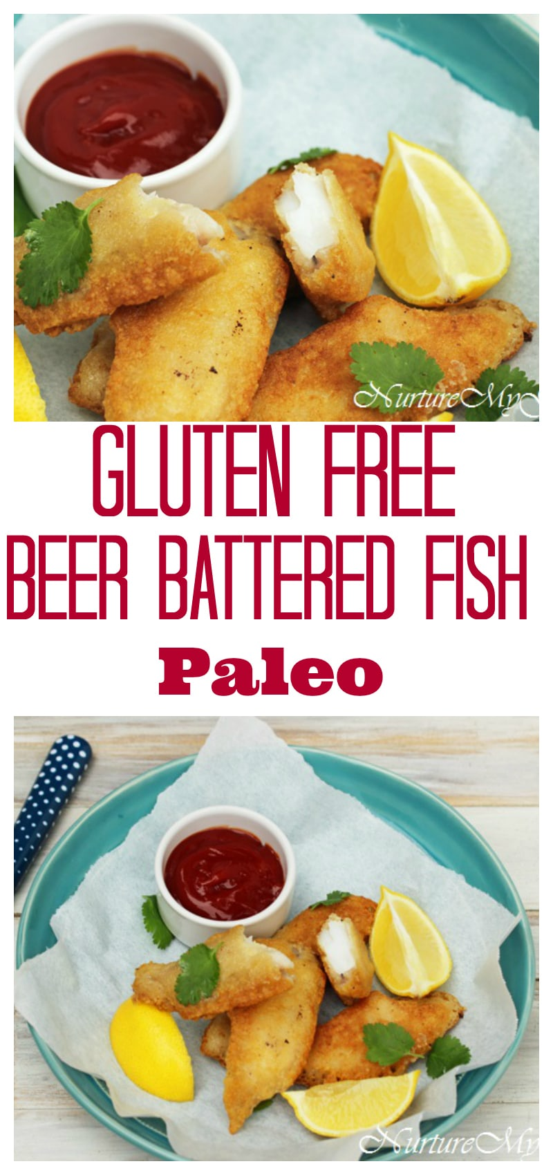 Gluten Free Beer Battered Fish Recipe