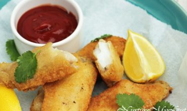 gluten free beer battered fish