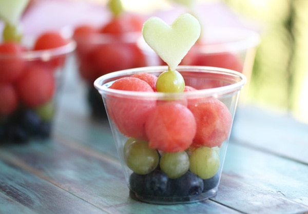 Fruit Cups Recipe