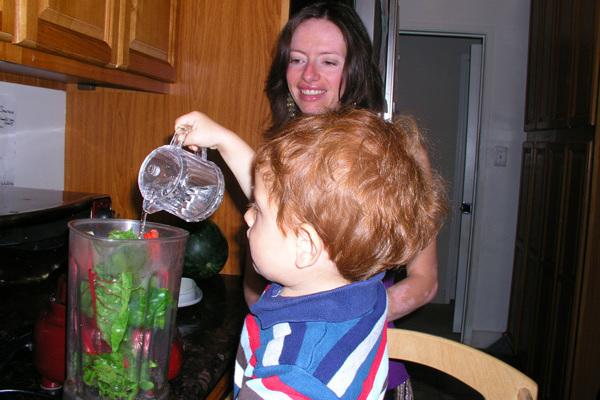 Teach your Gluten Free Kids To Cook