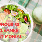 Whole30 Cleanse Testimonial