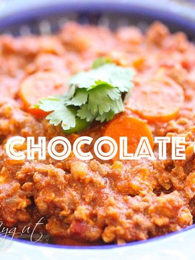Paleo Friendly Chocolate Chili (Whole30)