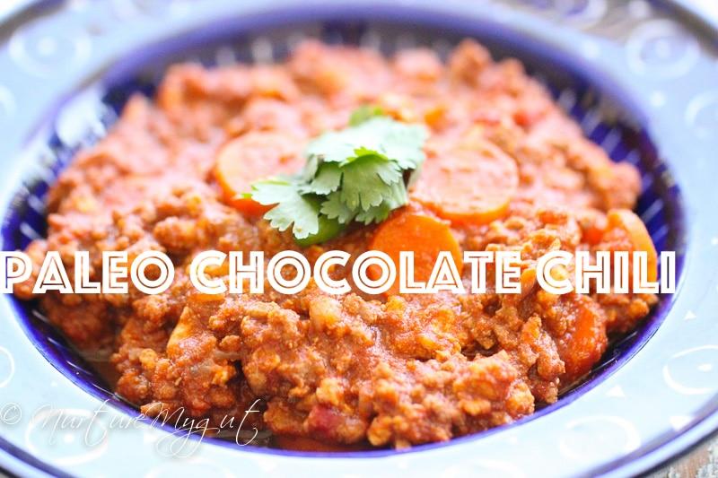 paleo chocolate chili