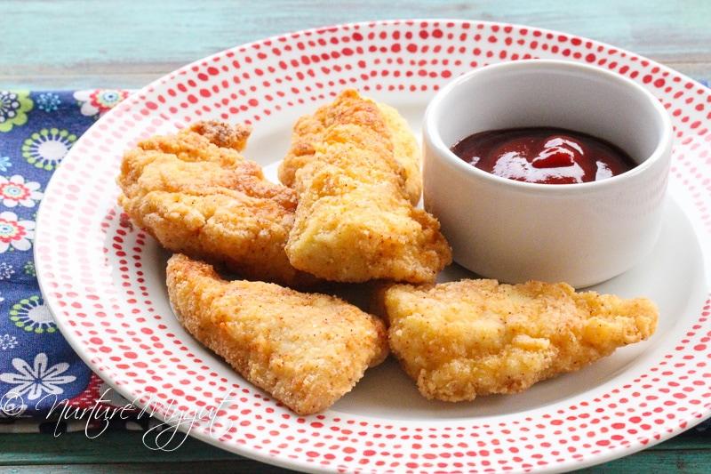 gluten free chicken tenders