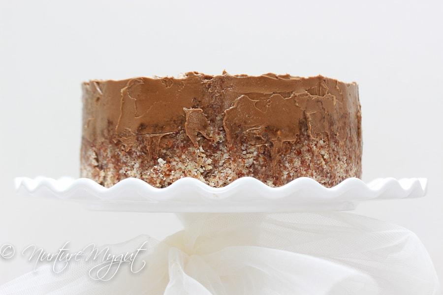 chocolate avocado pie recipe