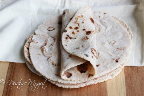 Paleo Tortillas Nut Free Version