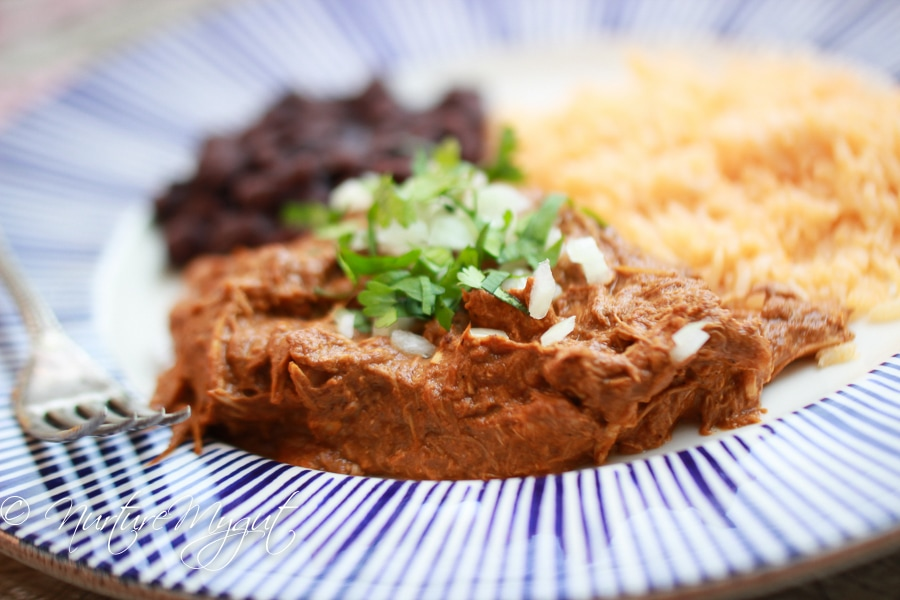 How to Make Authentic Chicken Mole