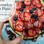 Berry Watermelon Pizza Recipe