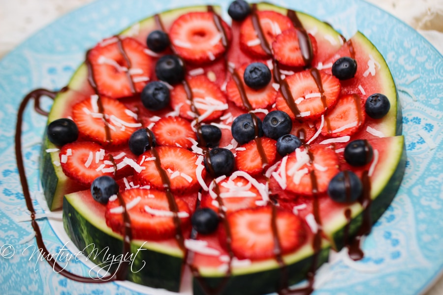 Berry Watermelon Pizza-12