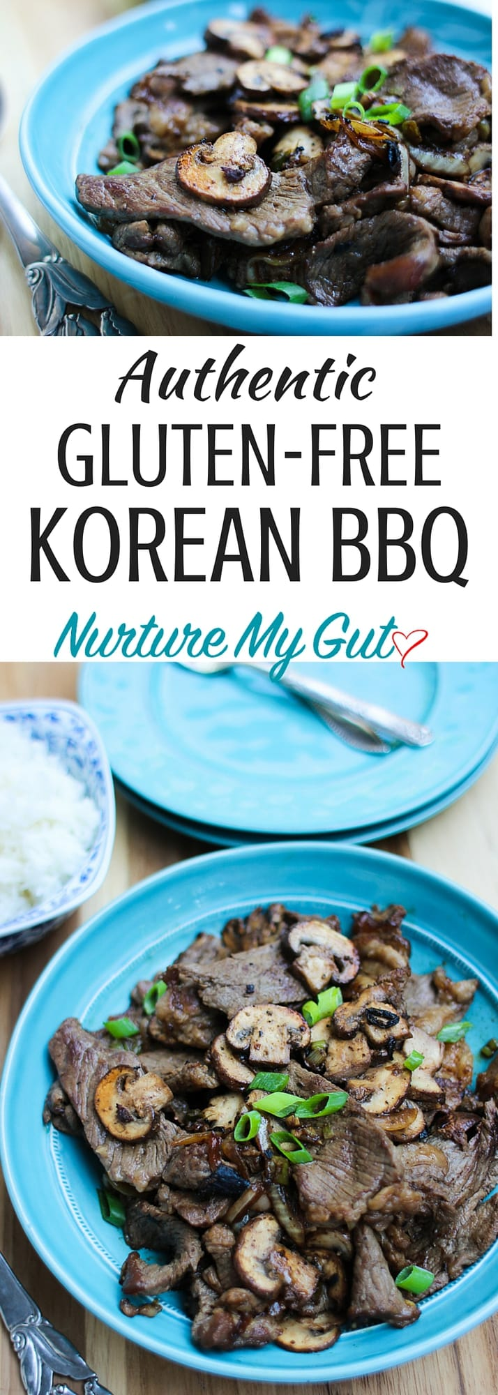 AUTHENTIC GLUTEN FREE KOREAN BBQ