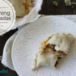 grain-free everything empanadas