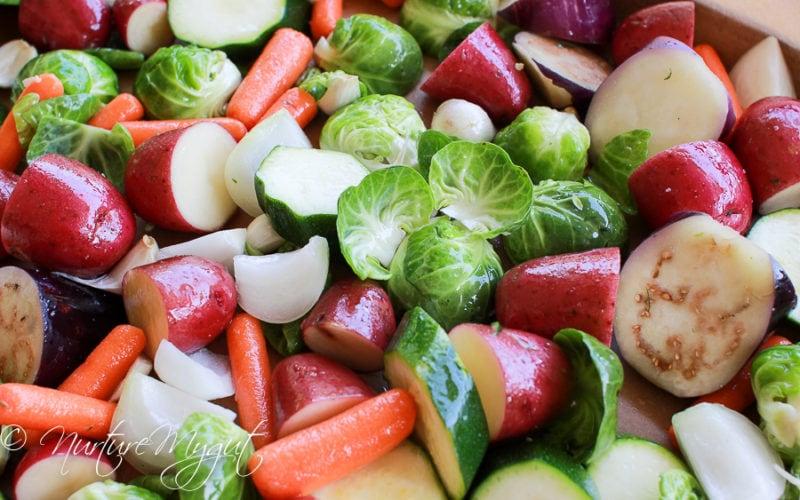 How To Make Fantastic Roasted Vegetables