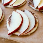 Paleo Apple Pizza Pie Bites