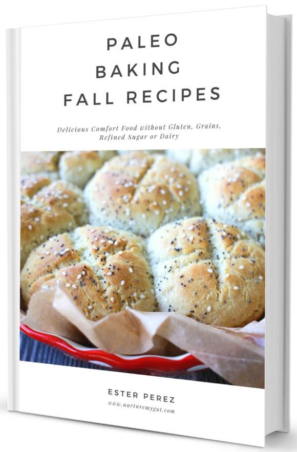 Paleo Baking Fall Recipes 3D ebook cover3
