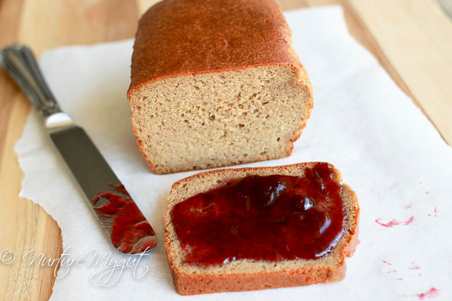Perfect Paleo Bread
