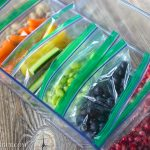 Ultimate Self-Serve Snack Drawer for Busy Families. Make this healthy self-serve snack drawer in 20 minutes or less. Kids will eat more fruits & veggies!