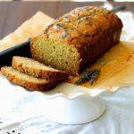 Gluten Free Lavender Pound Cake