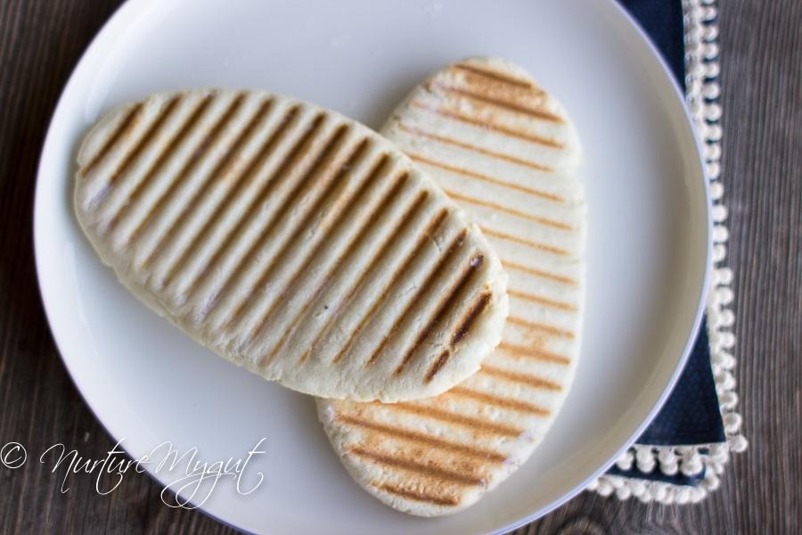 Paleo Panini Bread Recipe