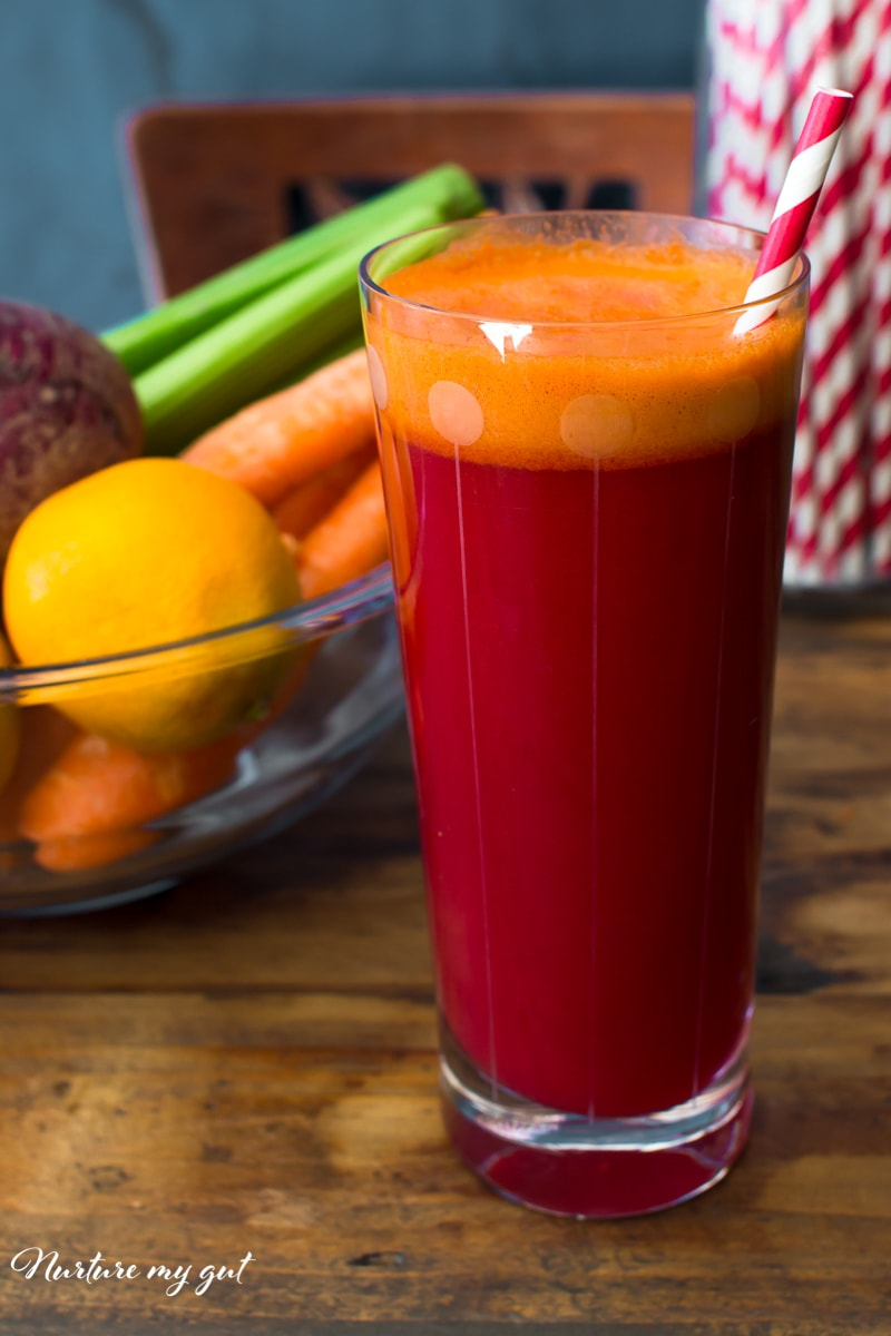Easy Red Rocket Juice Recipe
