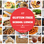 25 Gluten Free School Lunch Ideas