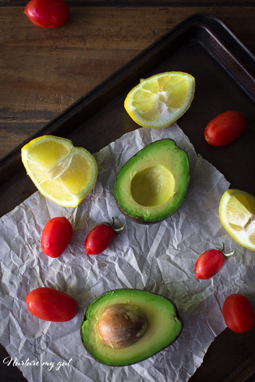 Lazy Guacamole Recipe