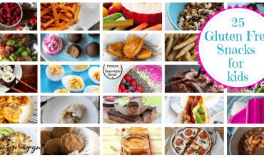 25 Gluten Free Snacks For Kids