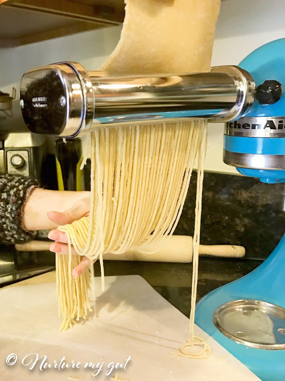 how to make gluten free pasta