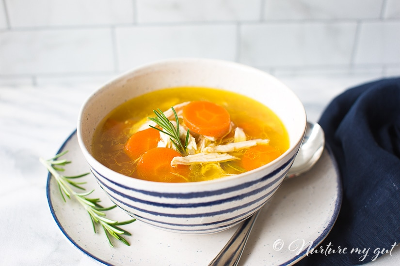 Instant Pot Best Tasting Chicken Soup