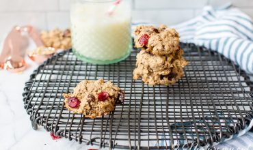 Gluten Free Oatmeal Breakfast Cookies