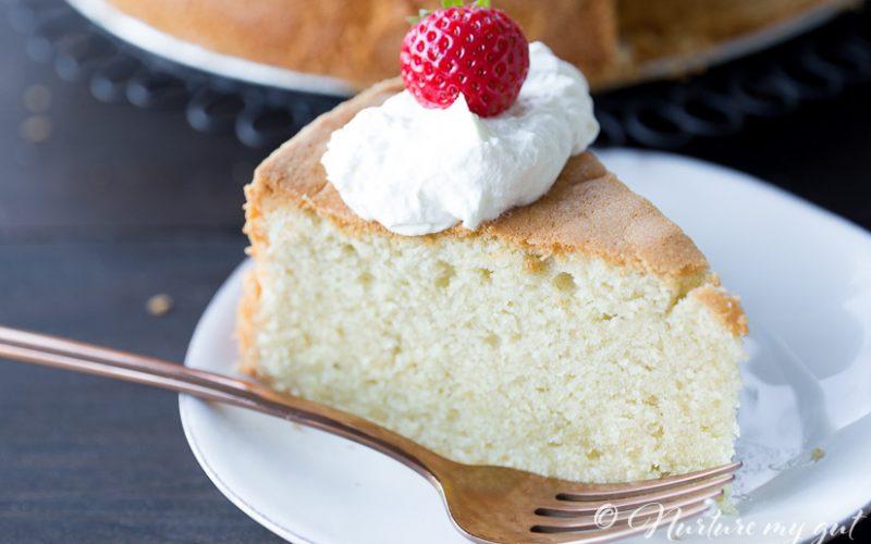 Classic Gluten Free Pound Cake
