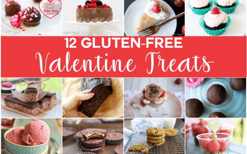 12 Gluten Free Valentine's Day Dessert Recipes