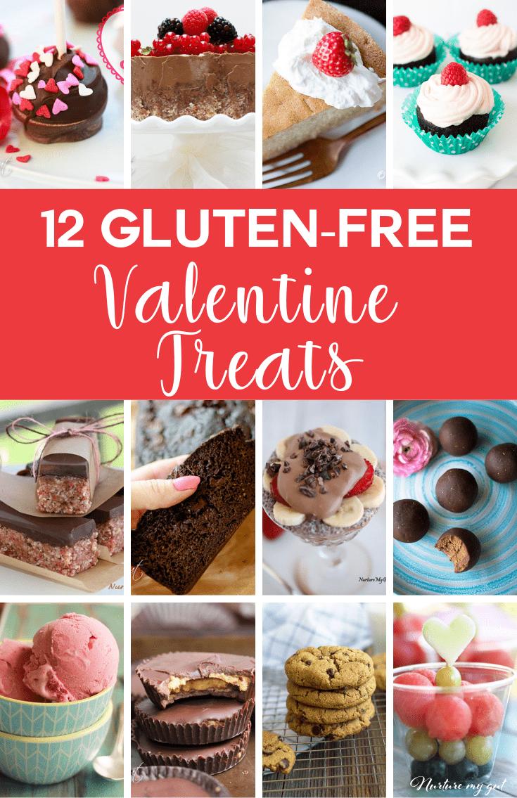 12 Gluten Free Valentine Treats
