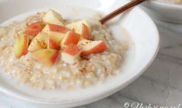 Easy Instant Pot Steel Cut Oats