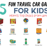 15 Fun Travel Car Games for Kids ( Mom's Top Picks From Amazon)