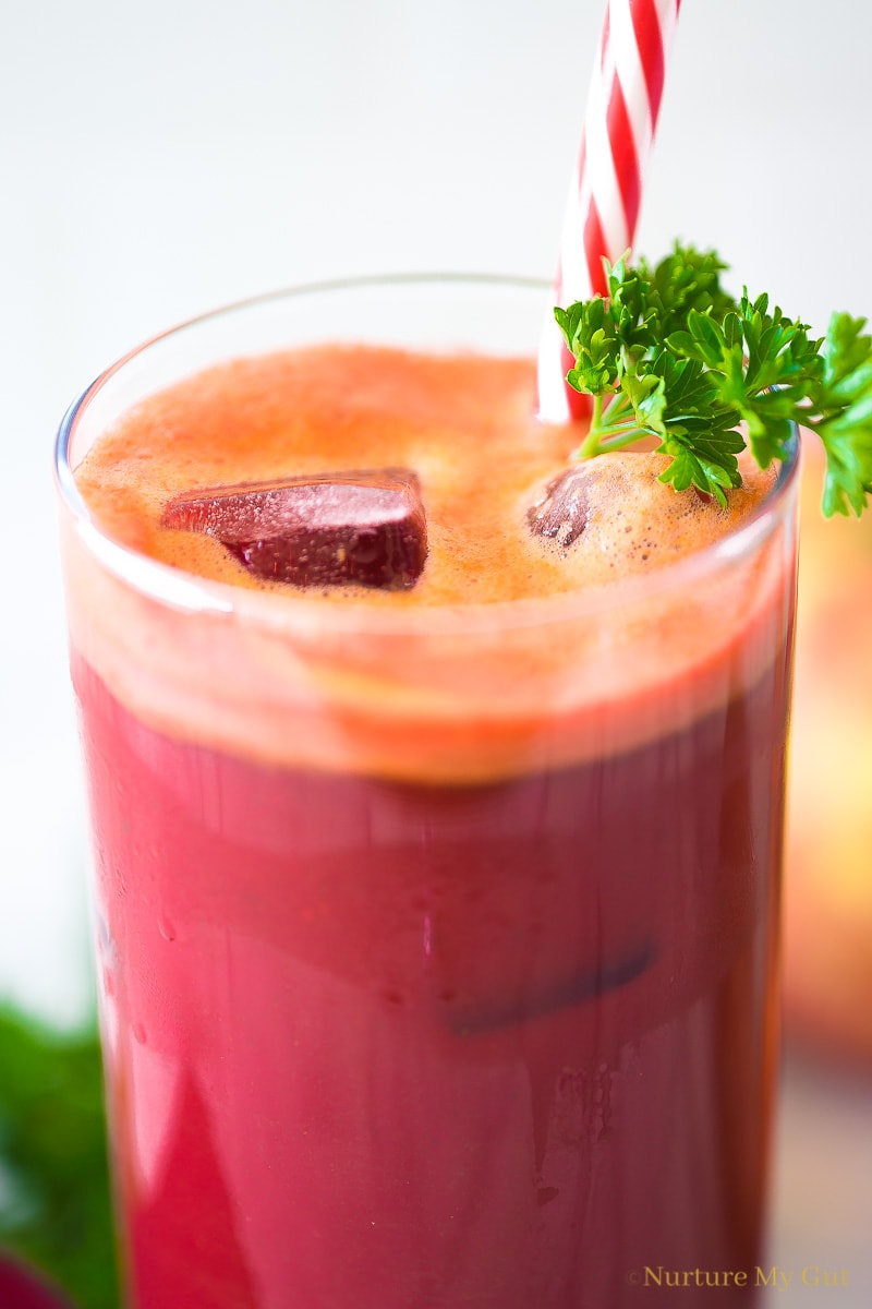 Refreshing Energy Boosting Juice