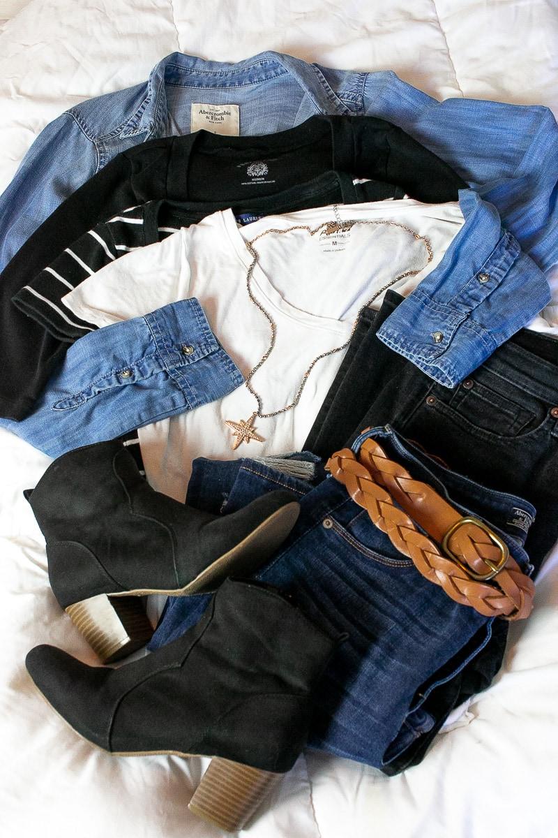 Capsule Wardrobe Module